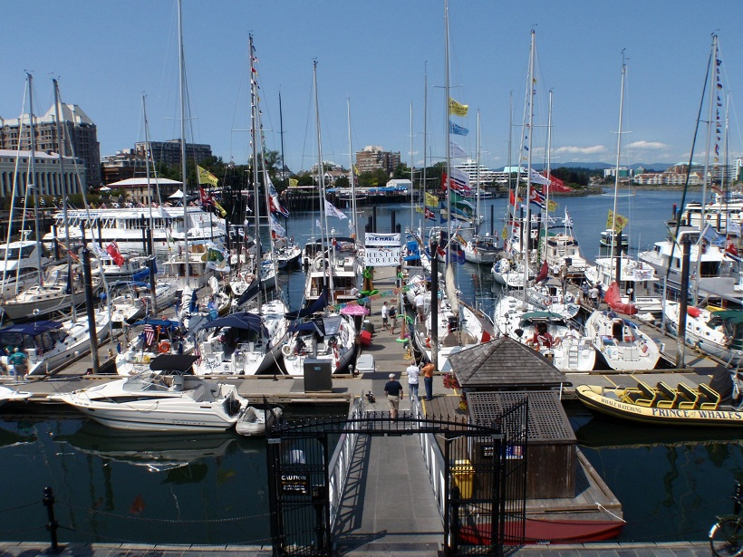 2012 Vic-Maui Race Fleet