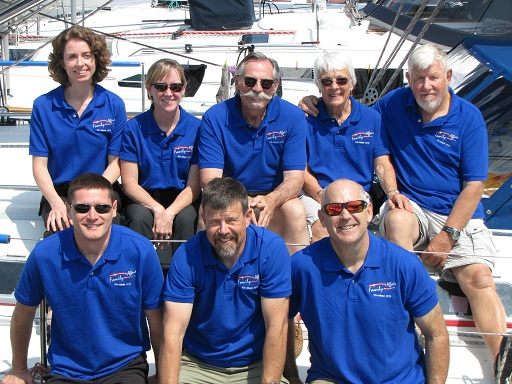 s/v Family Affair Crew Photo